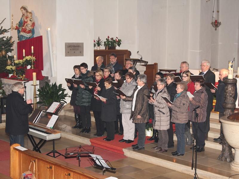 Kirchenchor Stulln 2