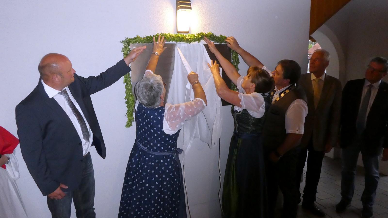 20180609-Abschluss Dorferneuerung Wölsendorf-Helferfest 14 Wilhelm Thomas P1000996