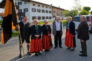 Kolping Bezirksmaiandacht 2015 Schaftlach (Foto M. Pfeiffer)
