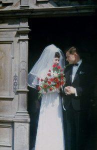 Diakon Weber und Gattin