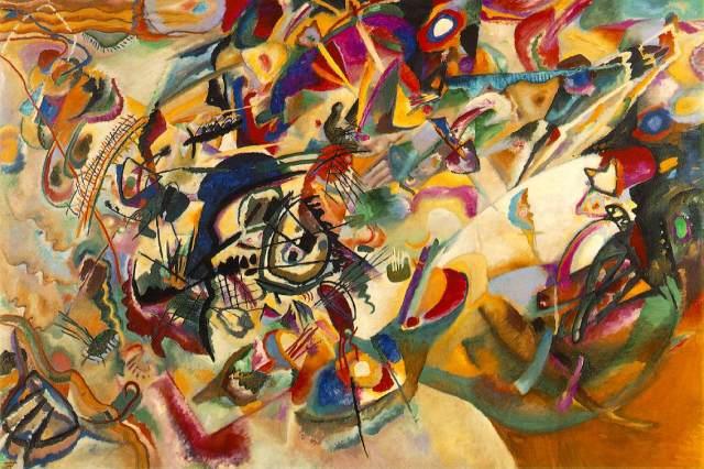 Composition VII (1913)