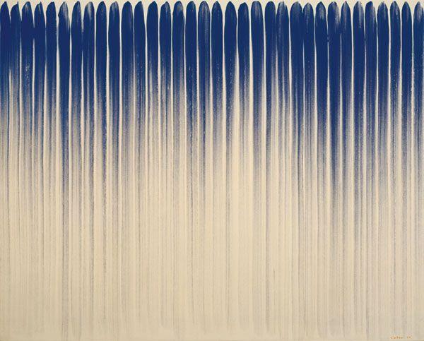 Lee Ufan - From Line (1978)