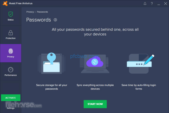 Avast Antivirus 19.5.4444 Crack Activation Code, Serial Key 2019