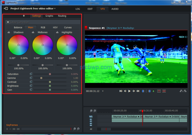 Lightworks 14.5.0.0 (109545) Serial +Torrent key For Windows 7, 8, 8.1 & 10