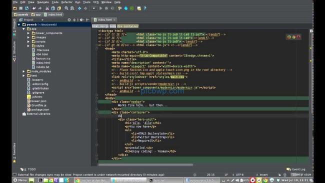 WebStorm 2019.2.1 Build 192.6262.59 EAP Crack With License Key Activator Download