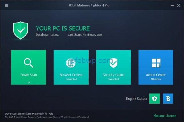 IObit Malware Fighter Pro 2020 Review Crack With License Key Free Download