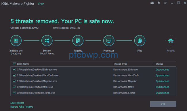 IObit Malware Fighter Pro 7.2.0.5748 License With Crack Key Full Download