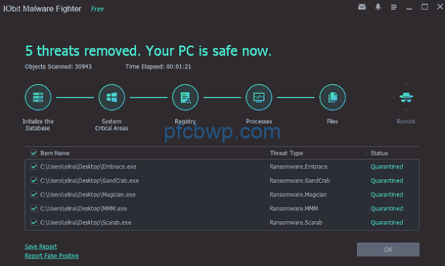 IObit Malware Fighter 2020 Review RC License Key Download