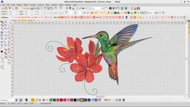Wilcom Embroidery Studio E4 Torrent