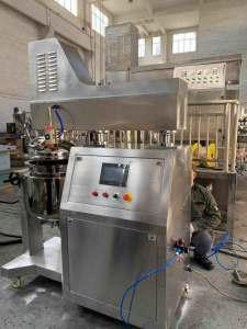ZJR-50 pharmaceutial ointment mixer