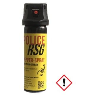 Police RSG Weitstrahl / Stream