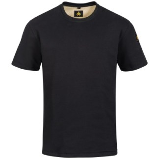T-shirt anti-coupure noir