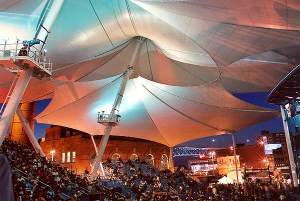 Jacobs Pavilion at Nautica | Amphitheater