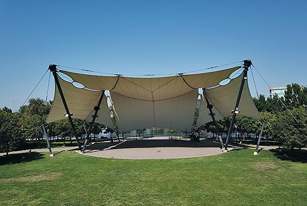 Weber Point Events Center | Amphitheater