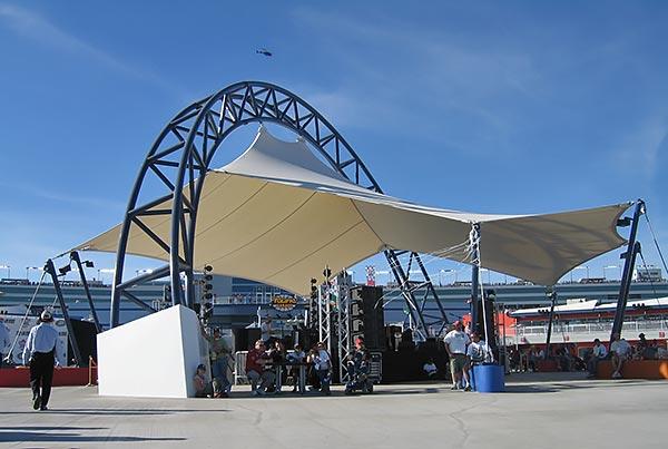 Las Vegas Motor Speedway | Pavilion