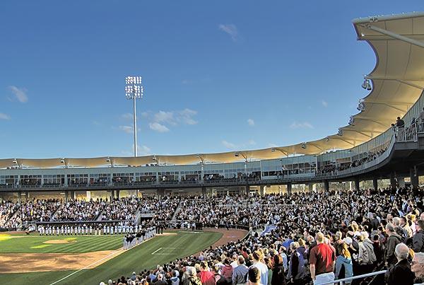 Arvest Ballpark | Stadium Grandstand