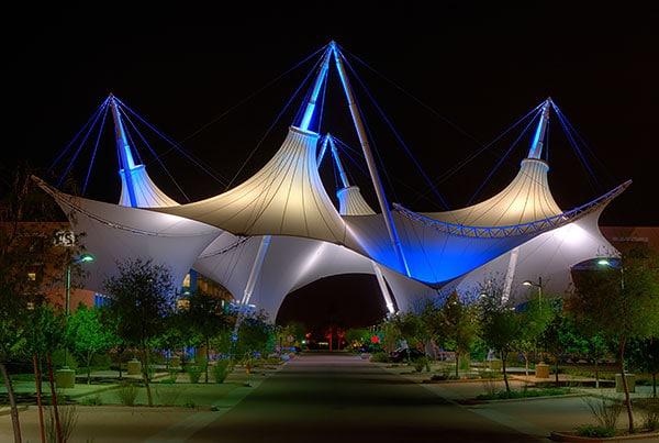 ASU SkySong Innovation Center | Pavilion