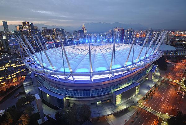BC Place Stadium | Stadium Roof
