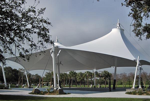 GO Pavilion Eckerd College | Canopy