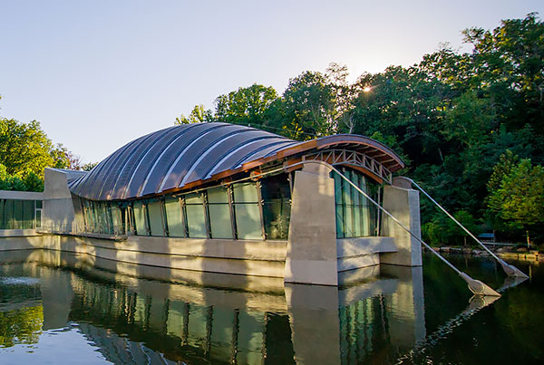 Crystal Bridges Museum of American Art | Cable Structures