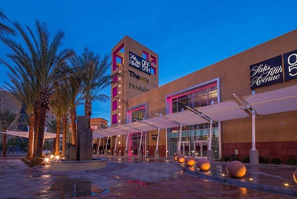 Las Vegas North Premium Outlets | Commercial Canopies