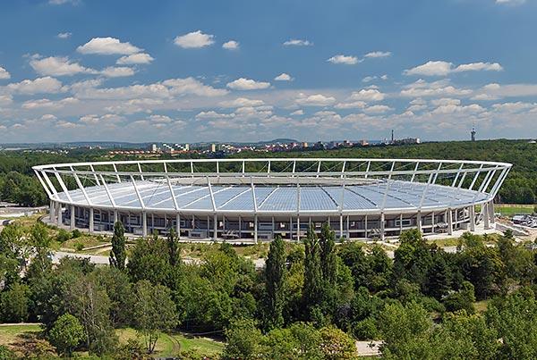 Silesian Stadium – Stadion Slaski | Cable Net Roof