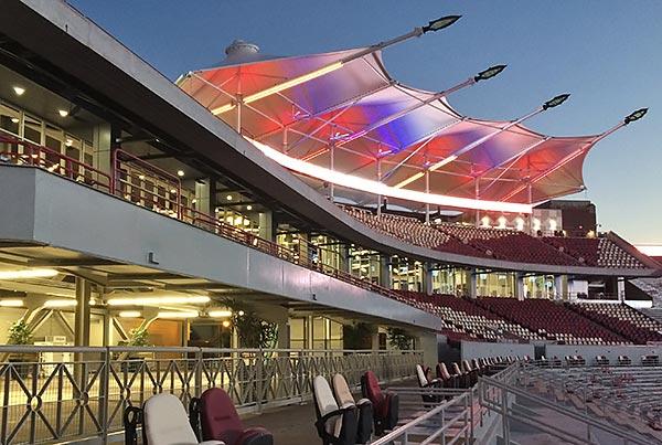 Florida State University Doak Campbell Stadium | Grandstand Canopies