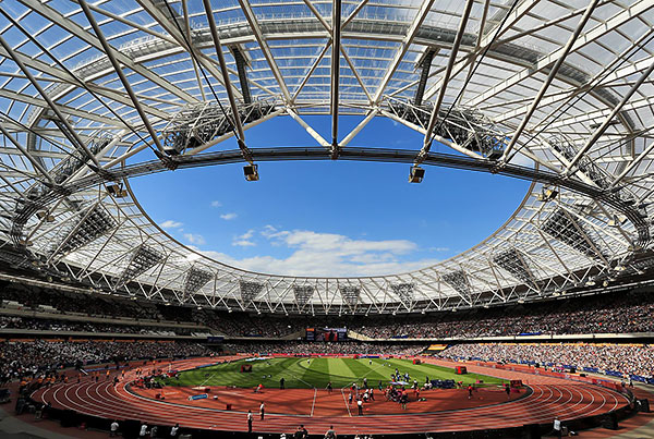 London Stadium Renovation   Cable Structure