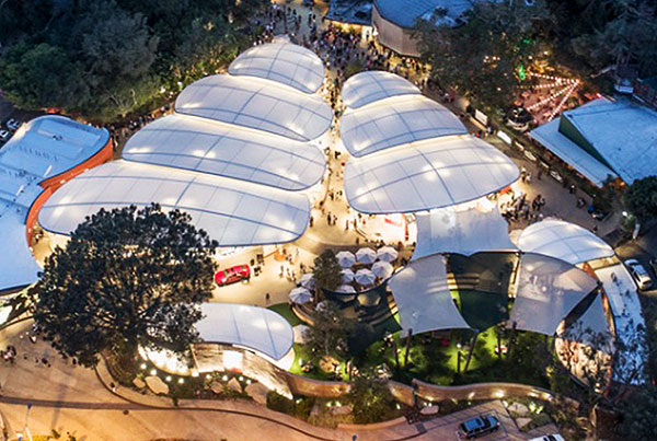 Festival of Arts | Fabric Structures
