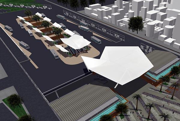 El Monte Bus Station