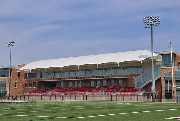 Chapman University Stadium | Grandstand Structure