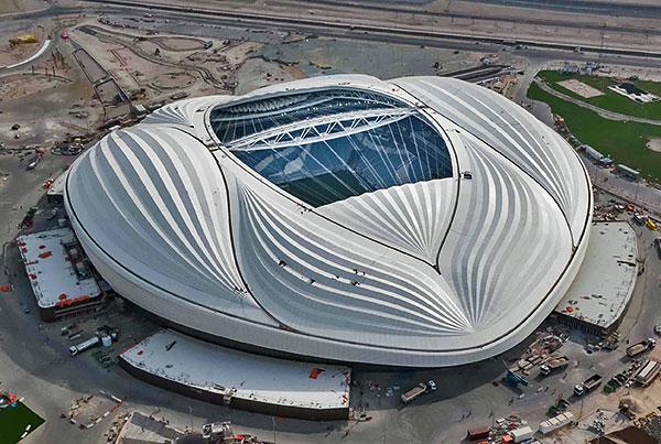 Al Janoub Stadium | Retractable Stadium Roof