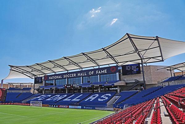 Toyota Stadium | Grandstand Structure