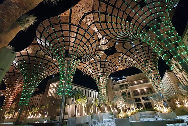 Dubai Expo 2020 | Cable Structure