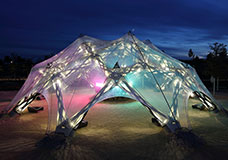 PFEIFER Structures segment event entertainment facilities