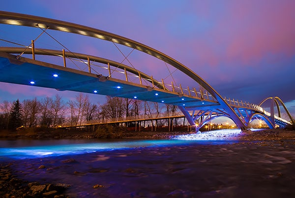 George C. King Bridge | Pedestrian Bridge