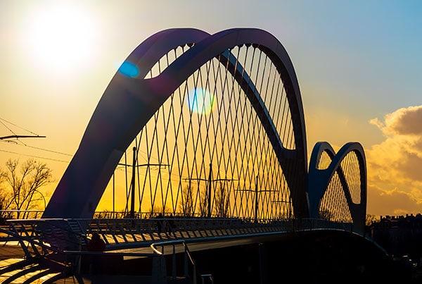 Beatus Rhenanus Bridge | Pedestrian Bridge