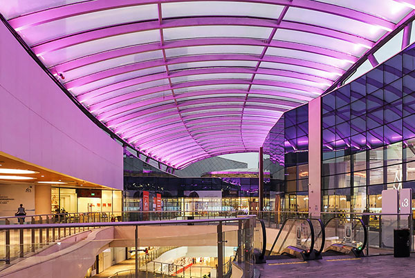 Mall of Splendors | ETFE Roof