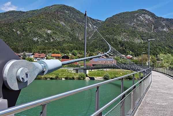 Puch Bridge   Cable-Stayed Bridge