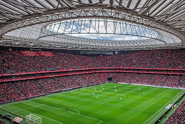San Mamés Stadium | Roof Renovation
