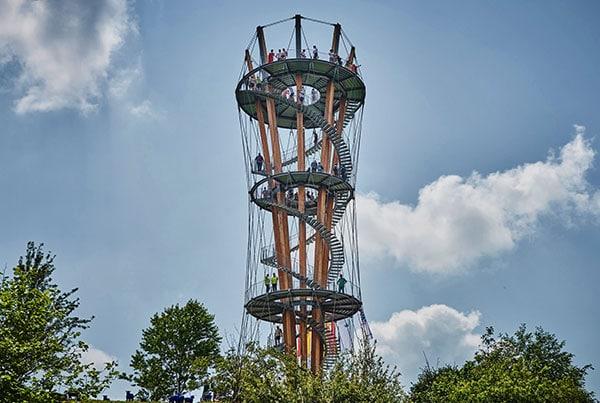 Schönbuch Tower | Cable Structure