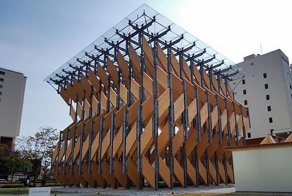 CLT Park Harumi   Pavilion