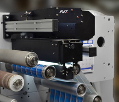 AVT to Put Control System on Mark Andy Presses - Paper. Film & Foil Converter