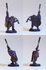 Space Marine Scout