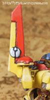 Fireblade - Details - Rückenmodul