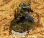 Infinity - Ariadna - Foxtrot Ranger - Maskottchen
