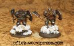 Godslayer - Nordgaard - Fjell Warriors - Vergleich erster und zweiter Leader