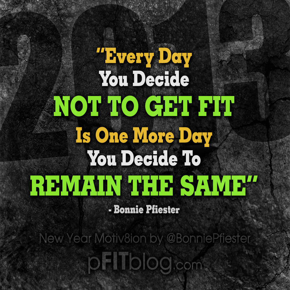 days of motivation what is your decision pfitblog don t make decisions or not make decisions you will regret later make yourself proud