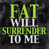 2013 fat will surrender