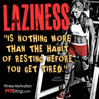Fitness Motivation: 10 Quotes to Beat Laziness